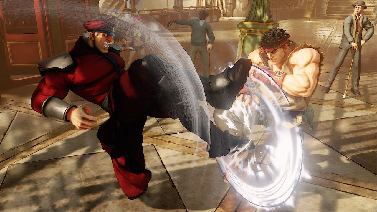 La beta di Street Fighter 5 è divisa in tre fasi