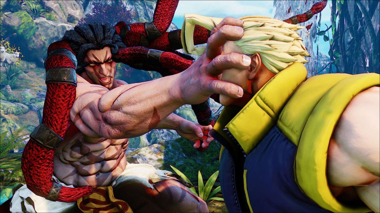 La beta di Street Fighter V si mostra in nuovi video