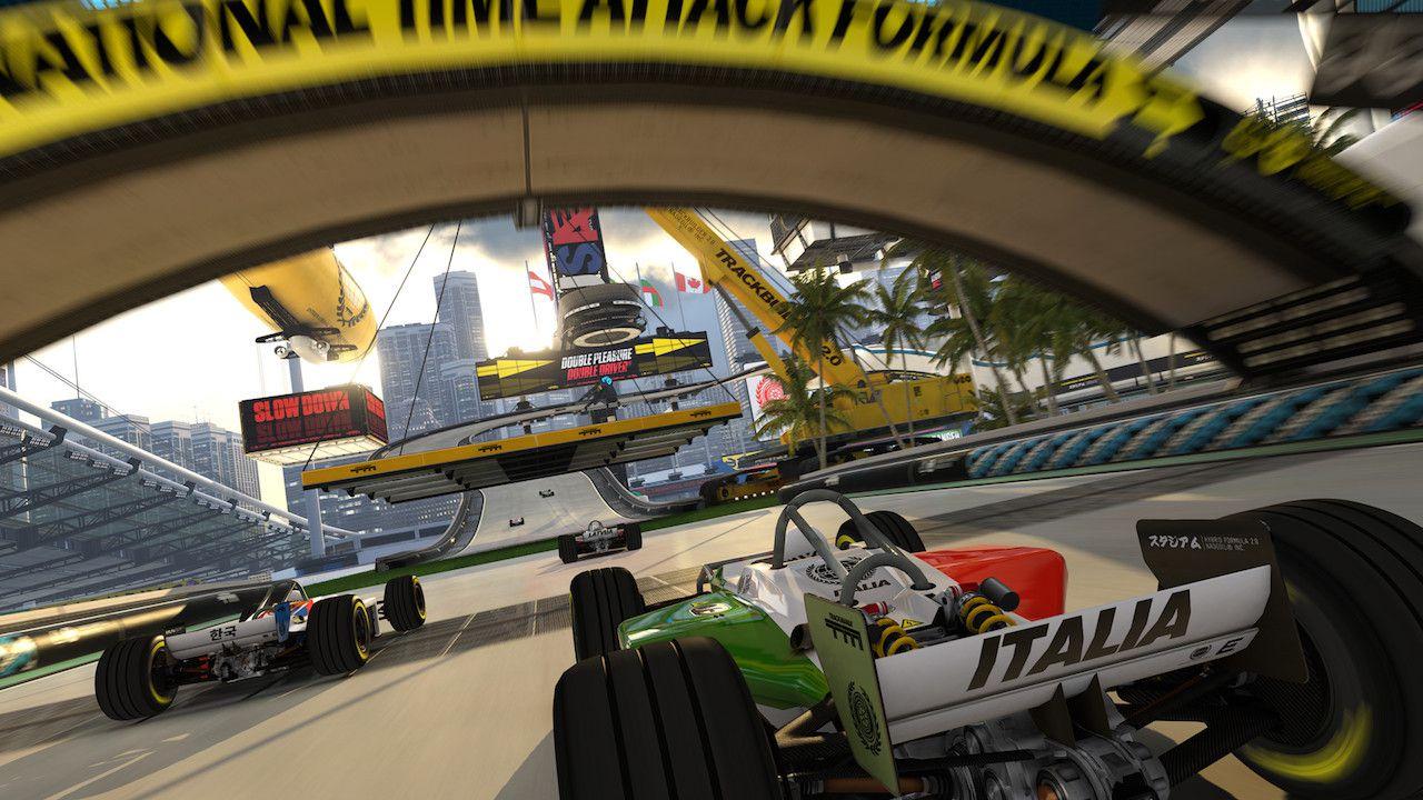 La beta di TrackMania Turbo inizierà il 18 marzo