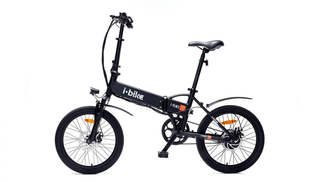 La bici elettrica i-Bike i-Fold 20 fra gli sconti Solo per Oggi di Mediaworld