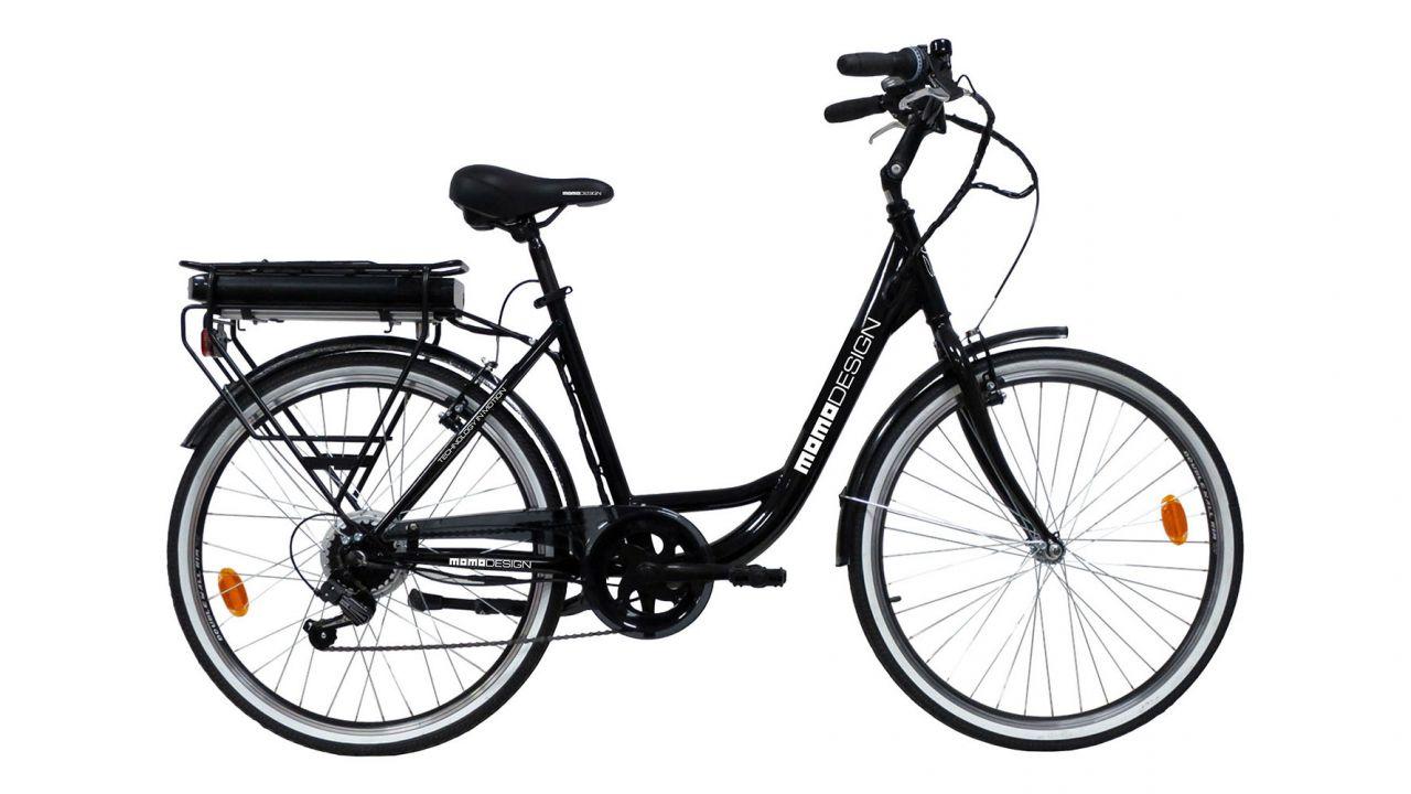 La bici elettrica MOMO Design Venezia nel Fuoritutto Unieuro fino al 27 agosto