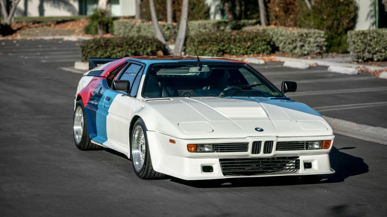 La BMW M1 appartenuta a Paul Walker è all'asta: ecco i dettagli