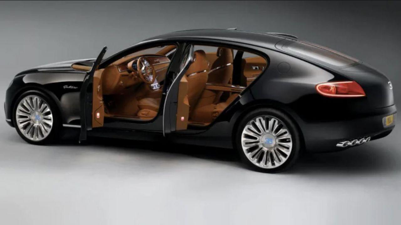 La Bugatti Sedan che non ha mai visto la luce: 'era troppo brutta'