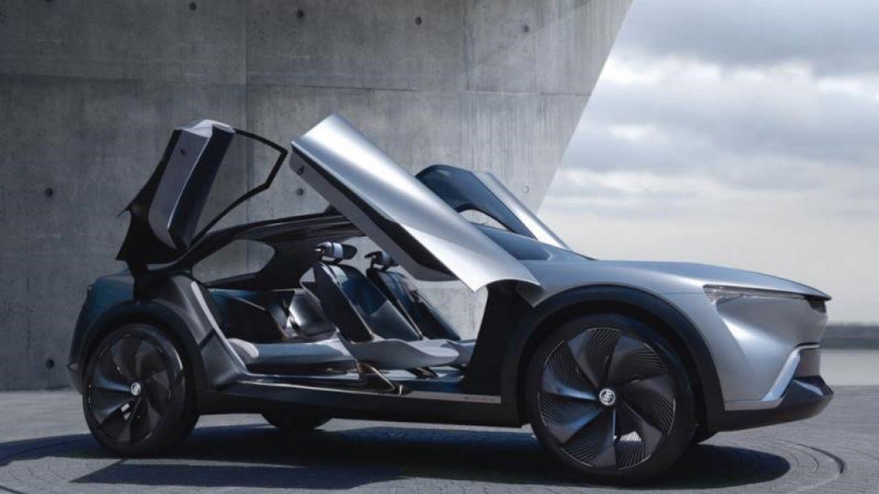La Buick Electra Concept introduce un design molto interessante