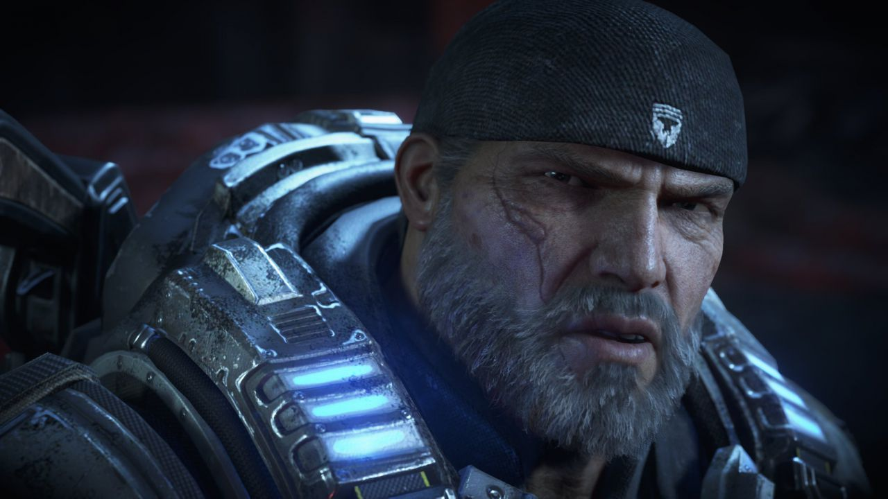 La campagna di Gears of War 4 sarà giocabile in split-screen su PC
