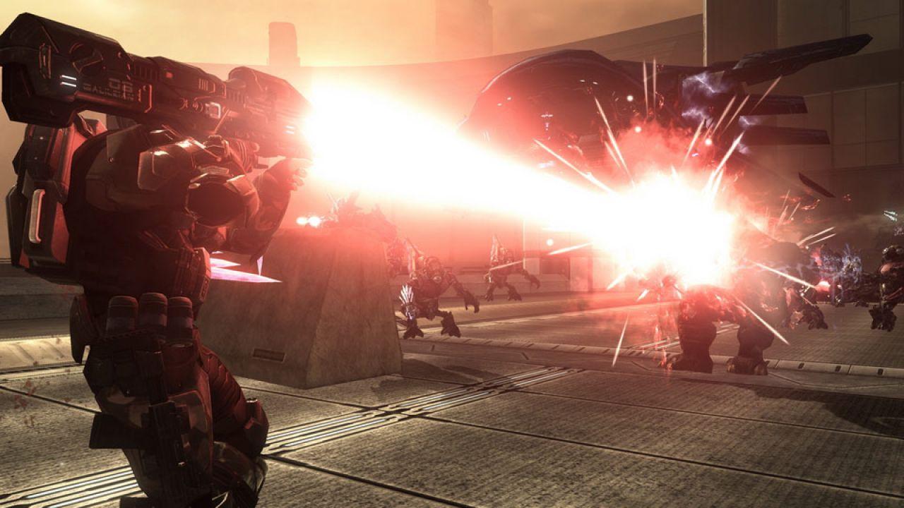 La campagna single player di Halo 3 ODST arriva su Games on Demand