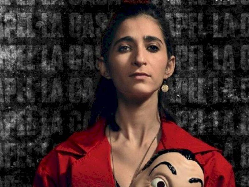 La Casa di Carta: Alba Flores sposa la causa ambientalista e vegetariana