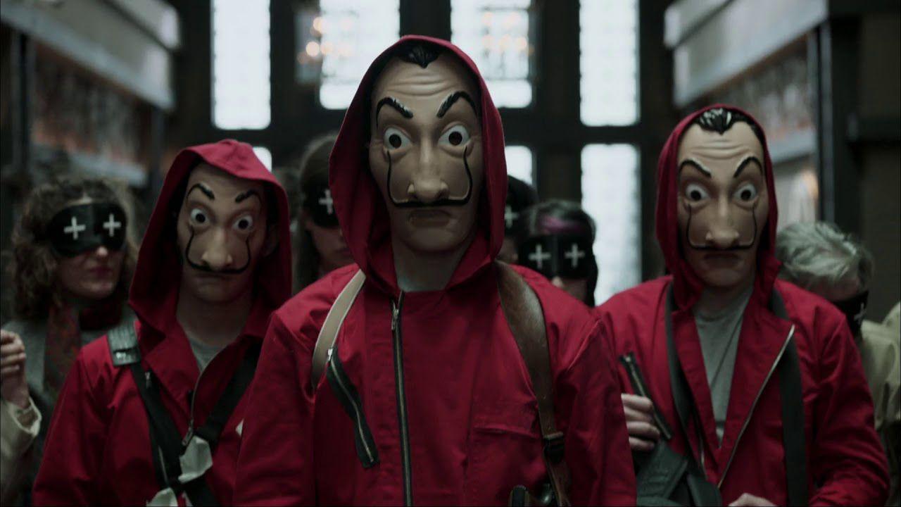 La casa di carta: Netflix annuncia la data di uscita della quarta stagione