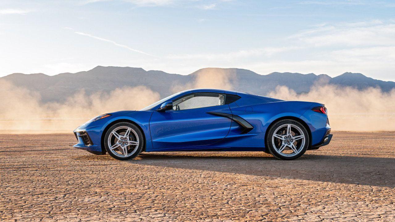 La Chevrolet Corvette E-Ray sarà ibrida e a trazione integrale?