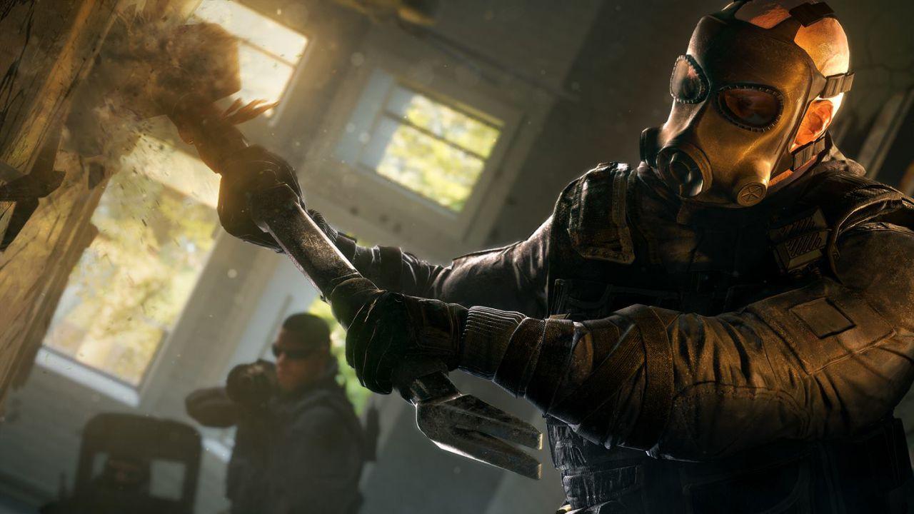 La closed alpha PC di Rainbow Six Siege inizierà il 7 aprile