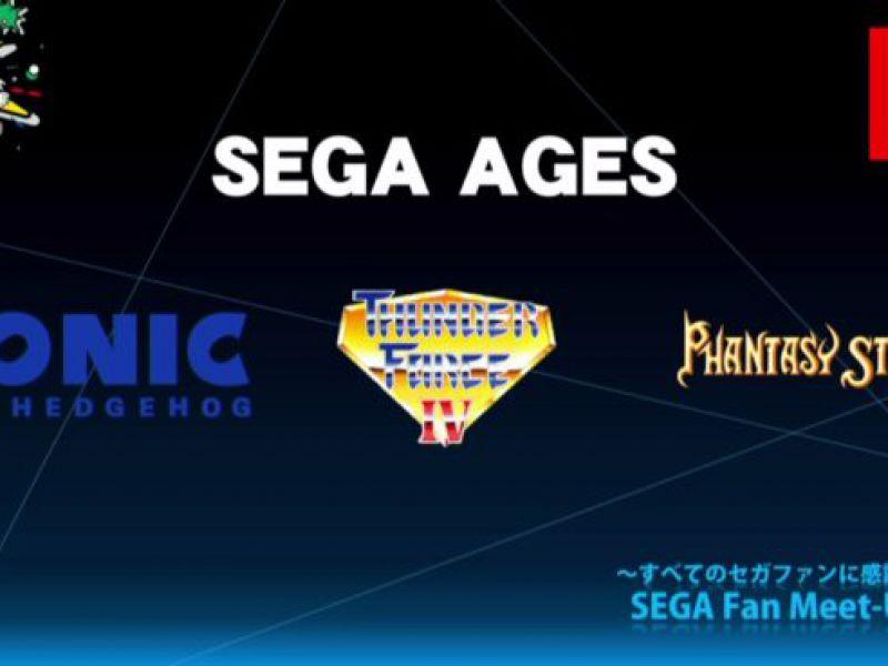 La collana SEGA Ages per Switch potrebbe includere giochi per Saturn e Dreamcast