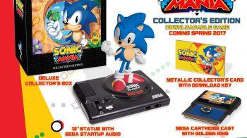 La Collector's Edition di Sonic Mania confermata per l'Europa