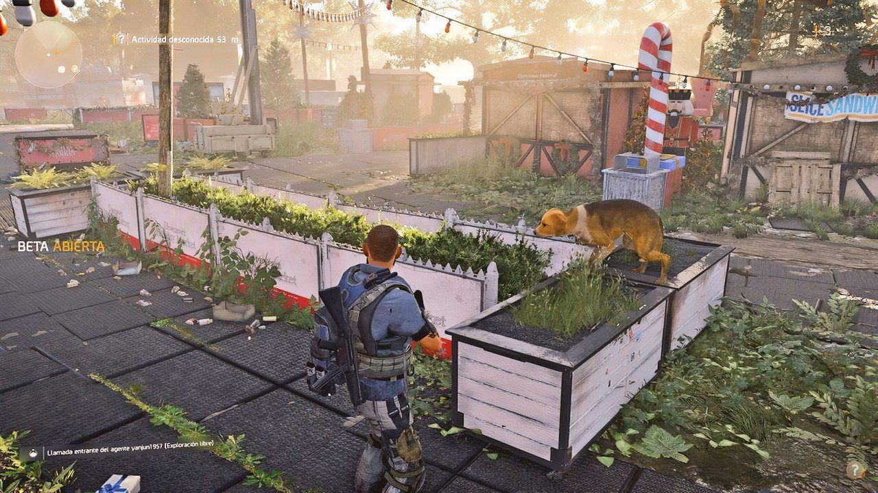 The Division 2 community asks Ubisoft to pet the dogs!