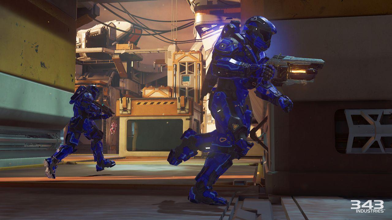 La componente multigiocatore di Halo 5 Guardians vedrà l'arrivo di Infection e modalità con la palla
