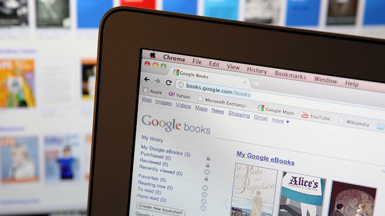 Corte Suprema, Google Books non viola il copyright