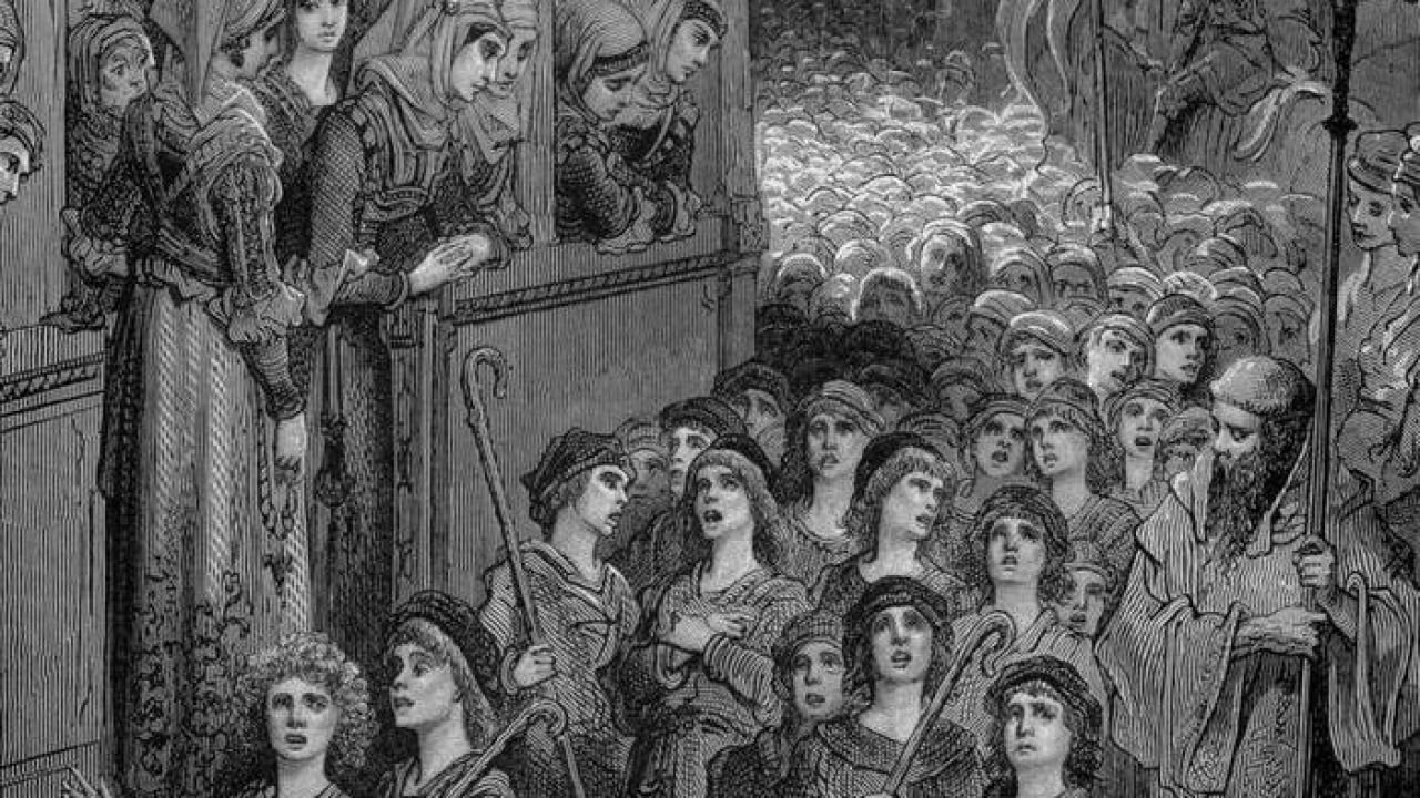 La Crociata che vide coinvolti migliaia di bambini: leggenda o realtà?