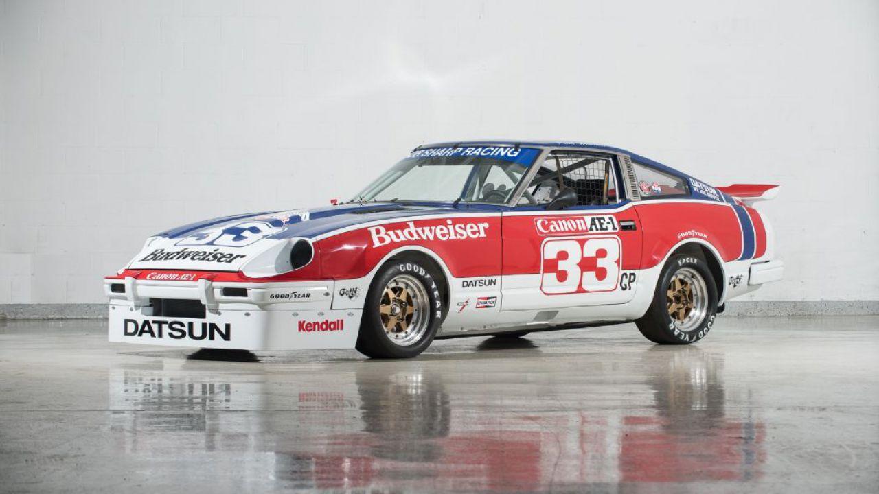 La Datsun 280ZX di Paul Newman è finita in vendita, ecco il prezzo