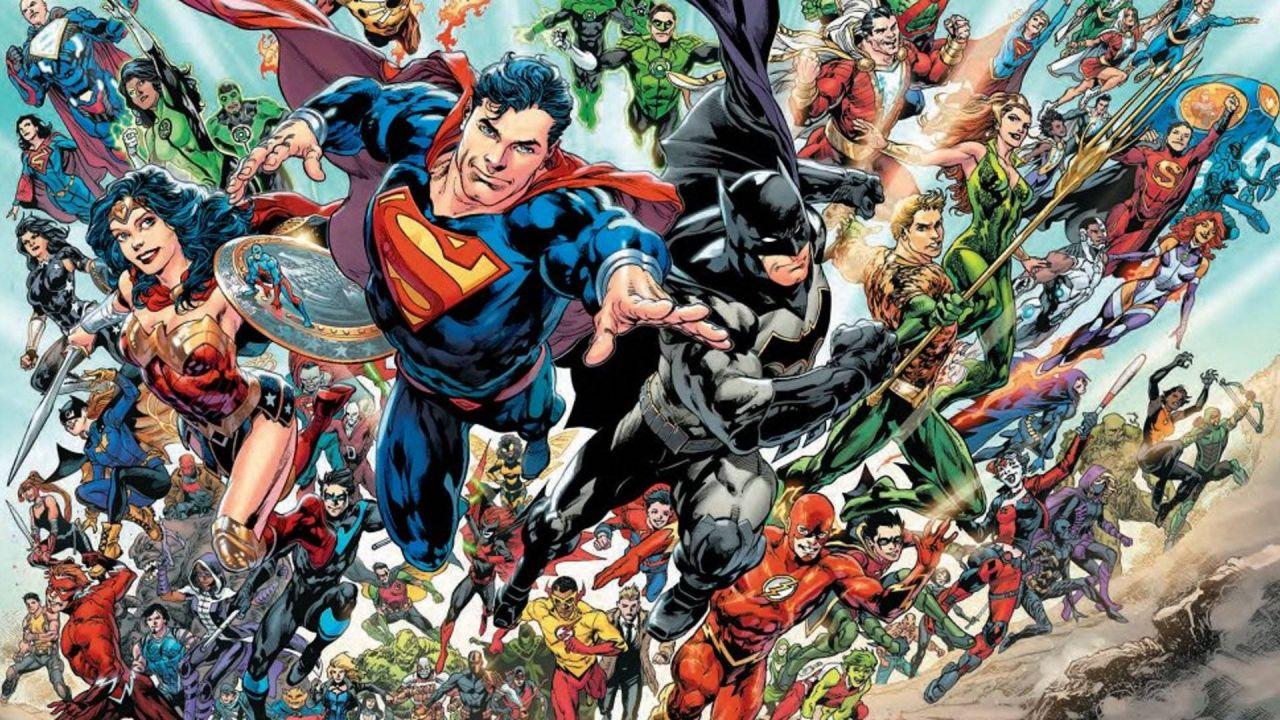 La DC Comics ha cancellato ben 20 titoli dal suo listino