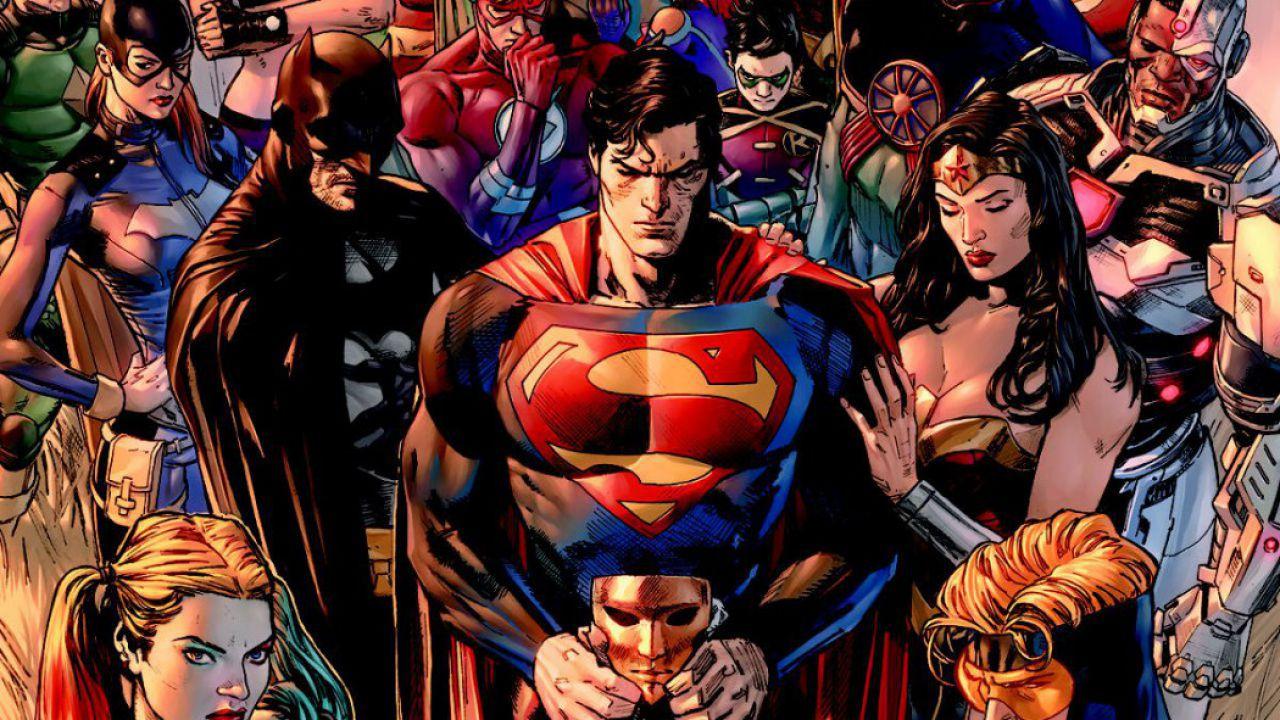 La DC Comics rivela le uscite fumettistiche del mese di Giugno