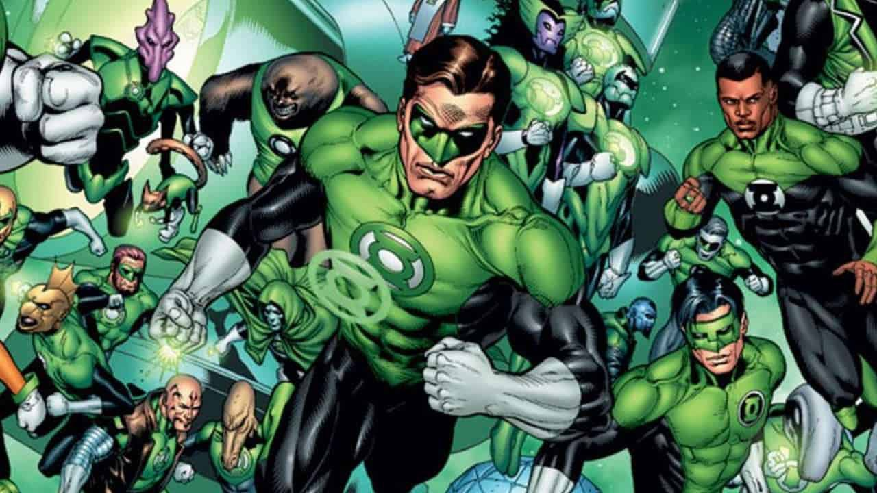 La DC rivela un numero speciale per festeggiare gli 80 anni di Lanterna Verde