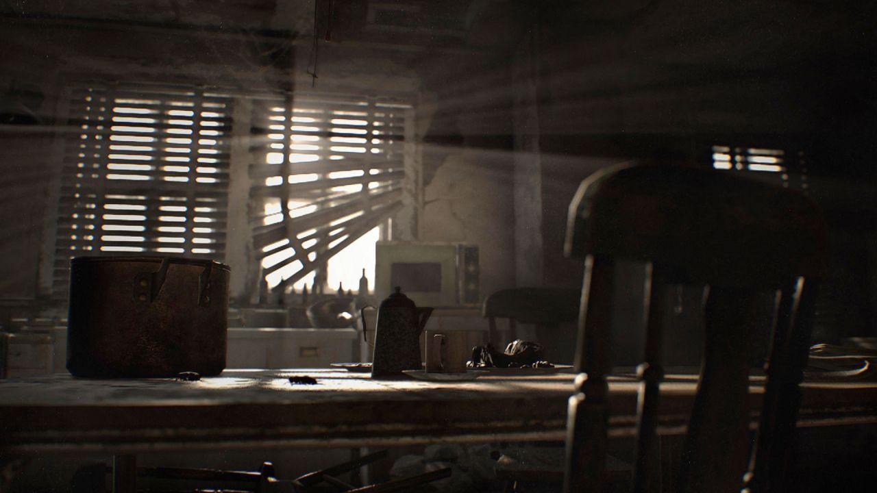 La demo Kitchen di Resident Evil 7 è ora disponibile per Playstation VR