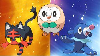 La demo di Pokemon Sole e Luna arriva il 18 ottobre