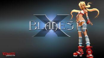 La demo di X-Blades è online