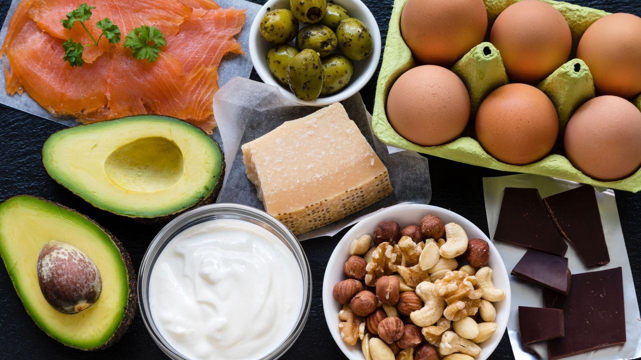 cosa puoi mangiare con una dieta chetogenica testo