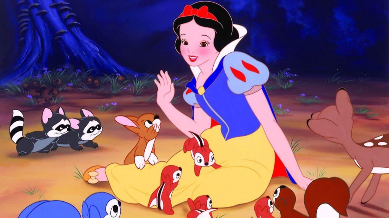 La Disney prepara Biancaneve e i sette nani in live-action