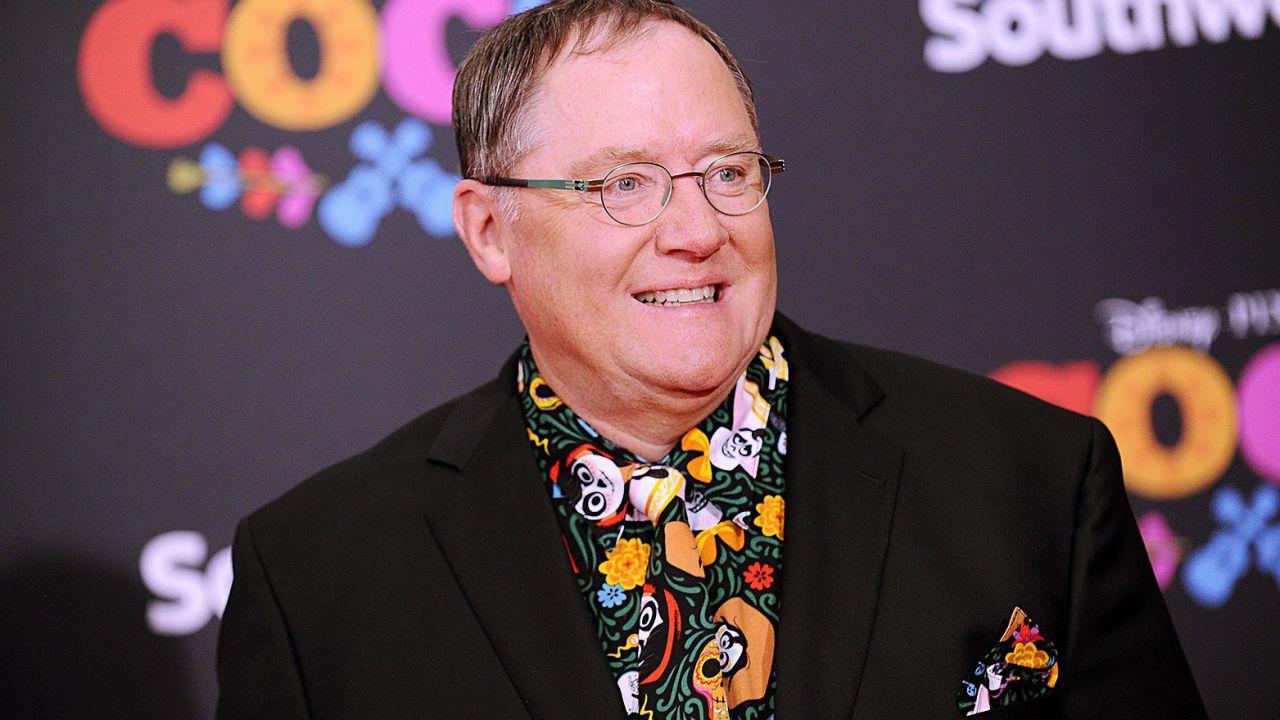 La Disney sta valutando l'idea di far tornare John Lasseter in un ruolo minore