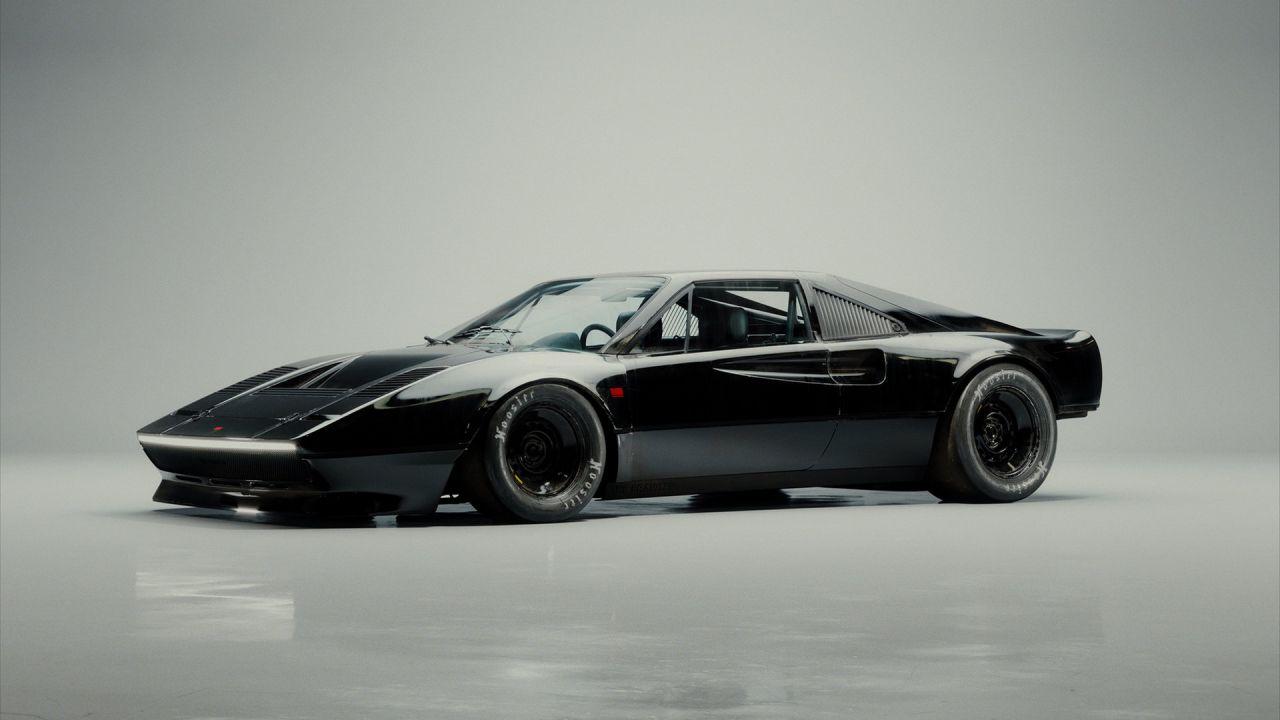 La Ferrari 308 'The Brawler' è il perfetto restomod digitale