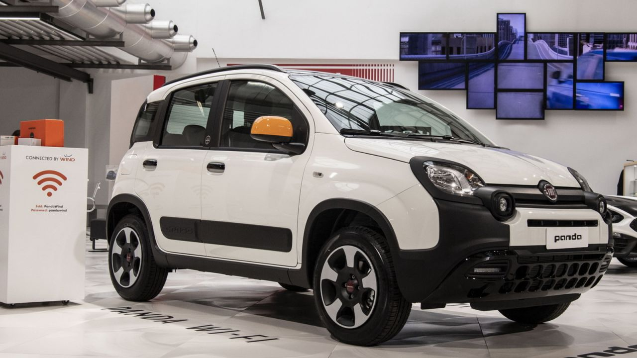 La Fiat Panda è la regina del mercato italiano, i dati di agosto