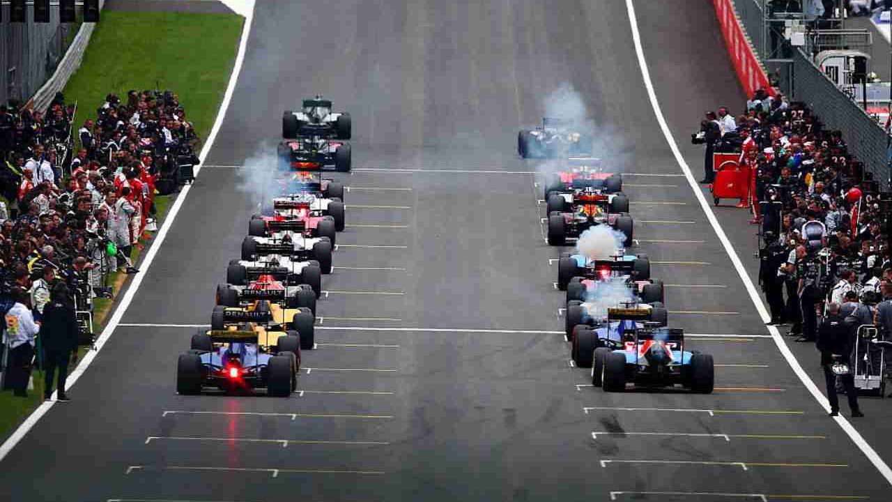 La Formula 1 prossima alla partenza: tenetevi pronti per il GP d'Austria