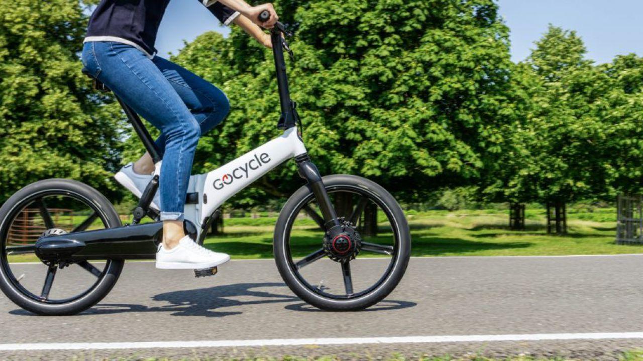 La futuristica GoCycle GX è ottima, ma dall'ultimo aggiornamento è migliorata ancora