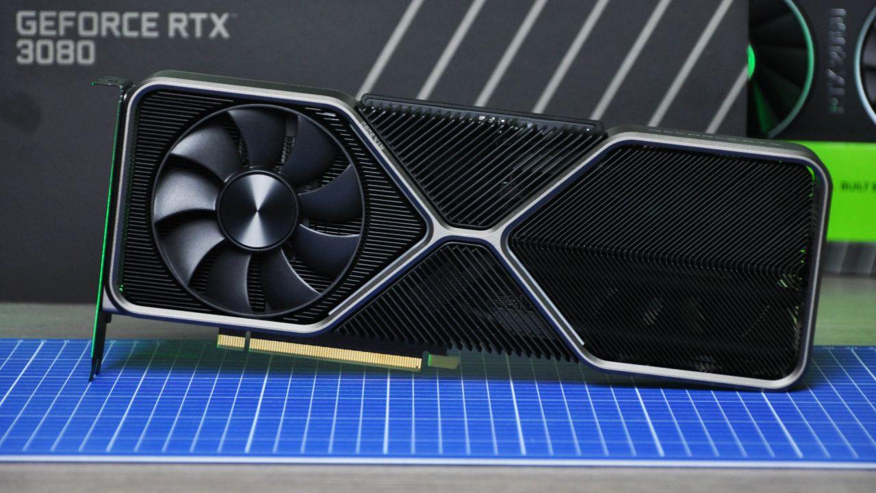 La GeForce RTX 3080 Founder's Edition è arrivata in redazione: ecco le nostre immagini