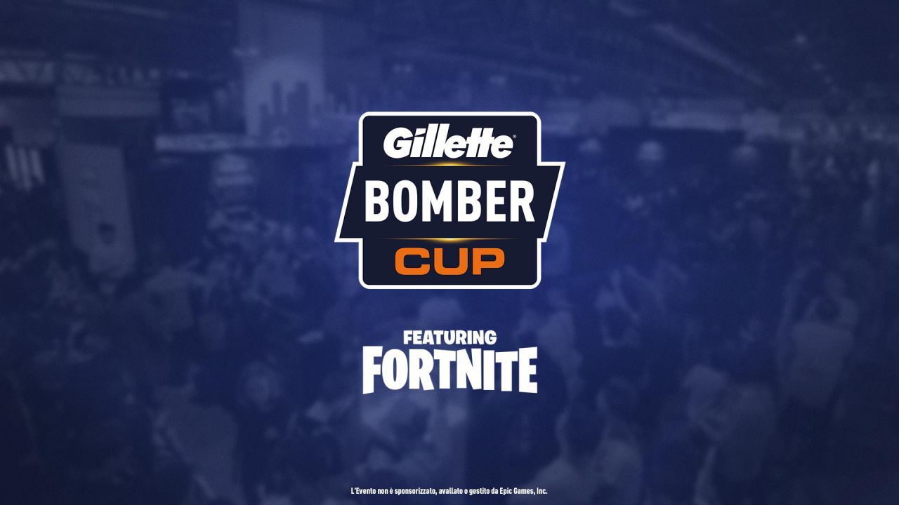 La Gillette Bomber Cup feat. Fortnite ritorna con una terza edizione ricca di novità