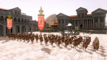 La gloria di Roma torna nelle immagini di Grand Ages : Rome