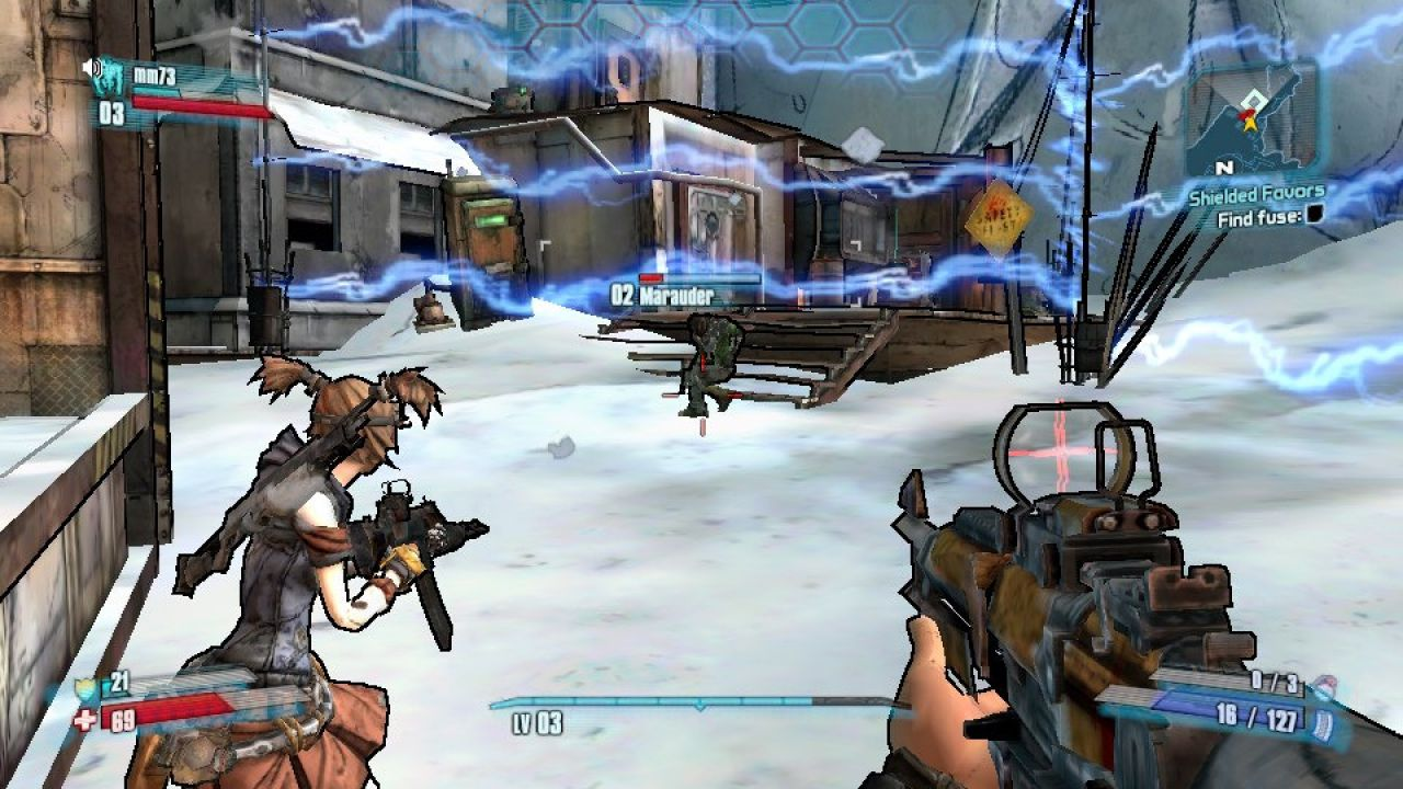 La GOTY Edition di Borderlands 2 appare su Steam