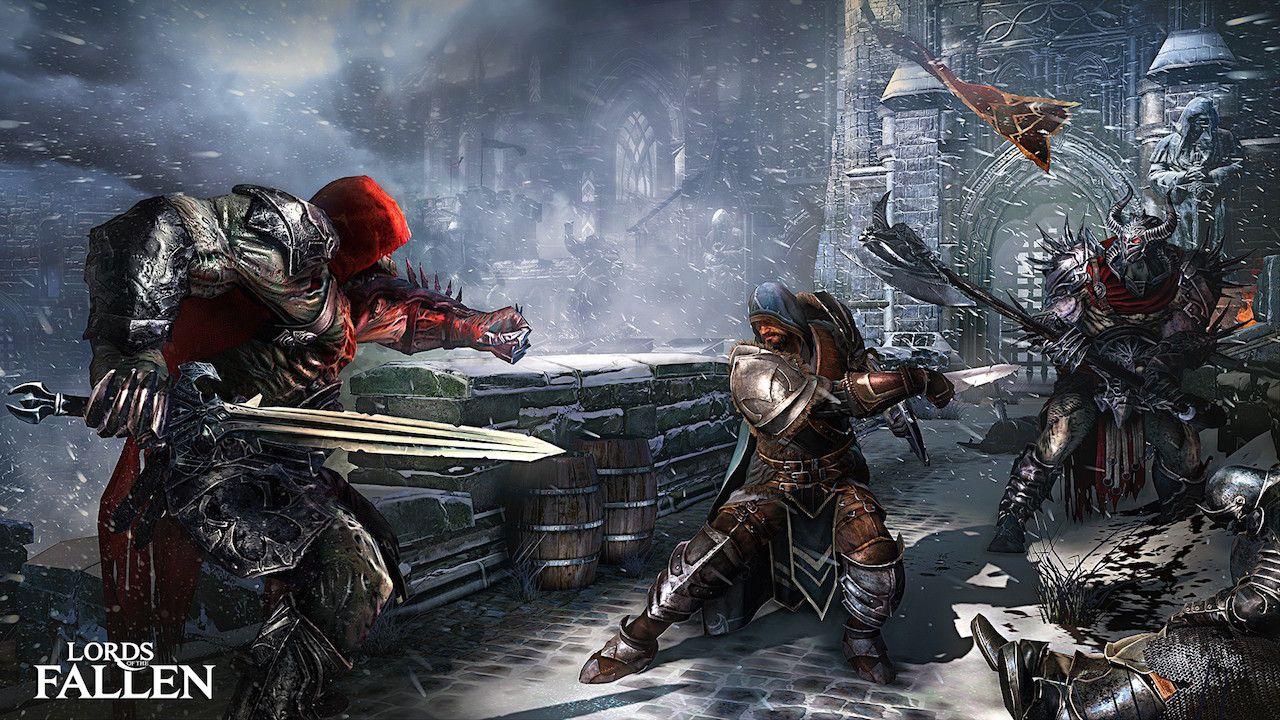 La GOTY Edition di Lords of the Fallen uscirà il mese prossimo