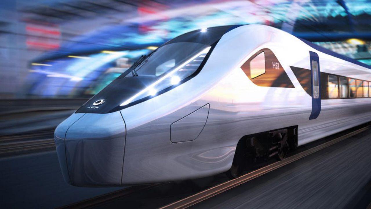 La Gran Bretagna dà il via al progetto ferroviario del futuro dal costo di 106 miliardi