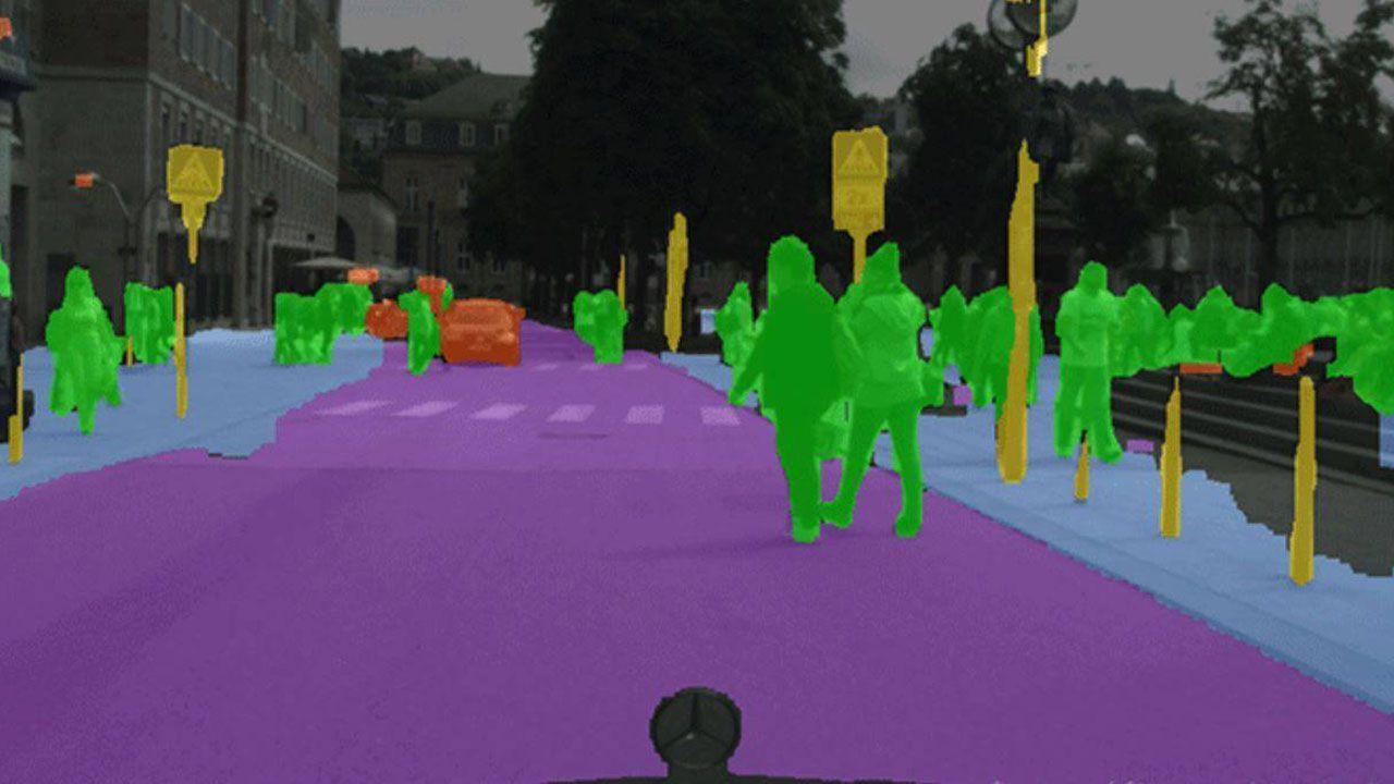 La guida autonoma non rileva le persone di colore? Niente di più falso