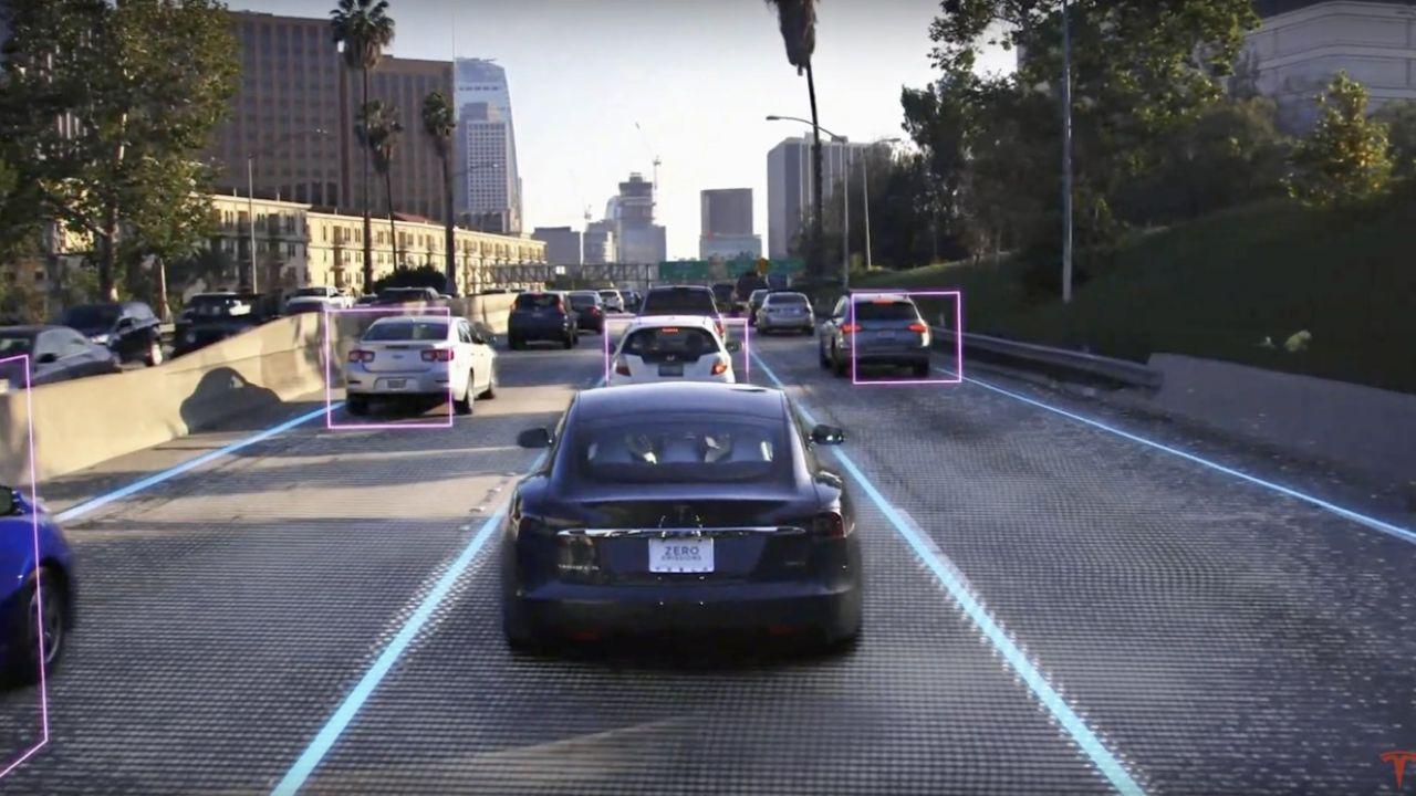 La Guida Autonoma di Tesla in arrivo in versione Beta, Elon Musk conferma
