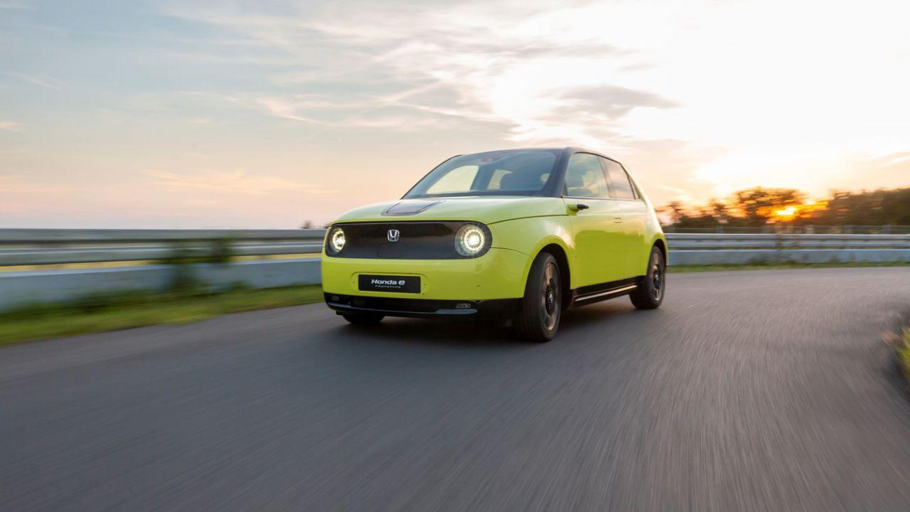 La Honda E potrebbe arrivare anche in versione Type R?