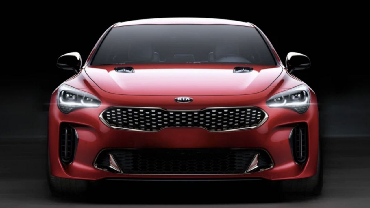La Kia Stinger diventerà un'auto 100% elettrica? Ecco cosa dice il capo del design