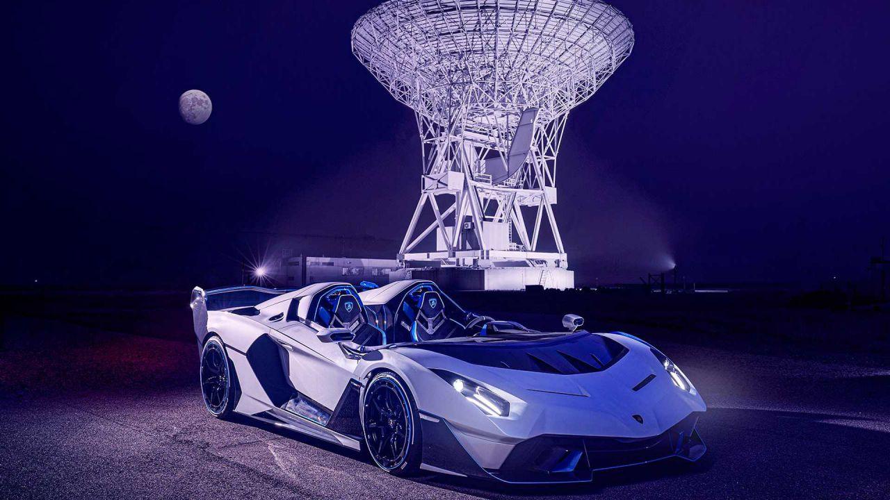 La Lamborghini SC20 si prende la scena: ecco la nuova speedster col V12