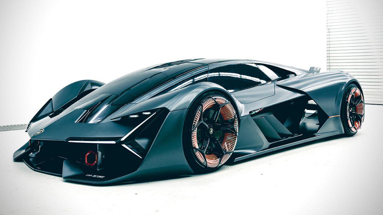 La Lamborghini Unico sarà la prima ibrida da 800 cv del marchio