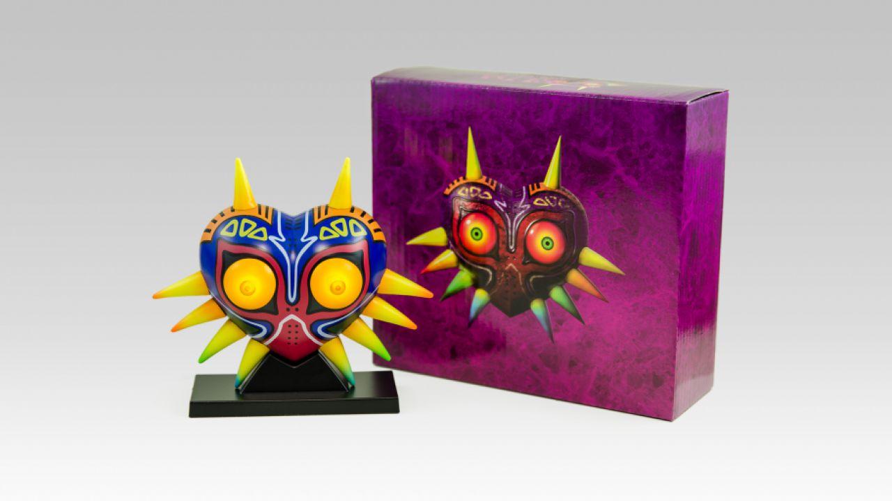 La lampada di Majora's Mask illuminerà le vostre notti