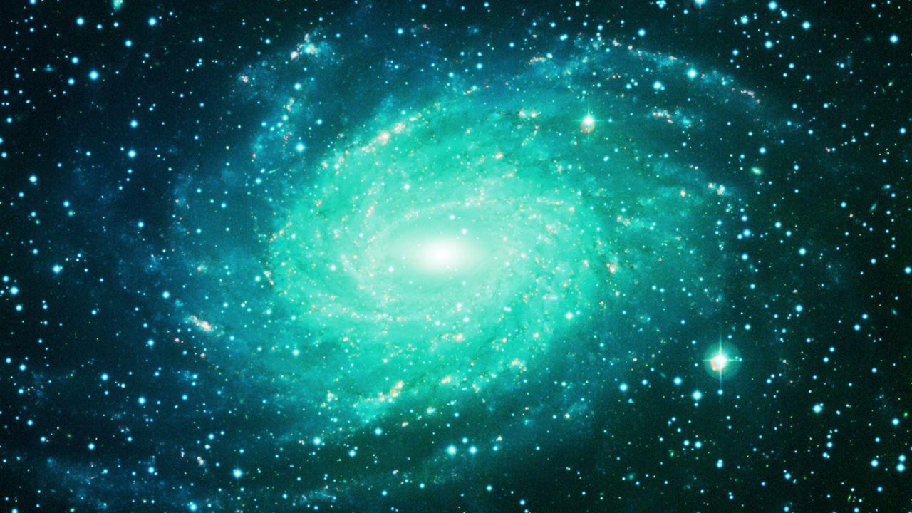 La Via Lattea Si è Scontrata Con Una Galassia Nana In