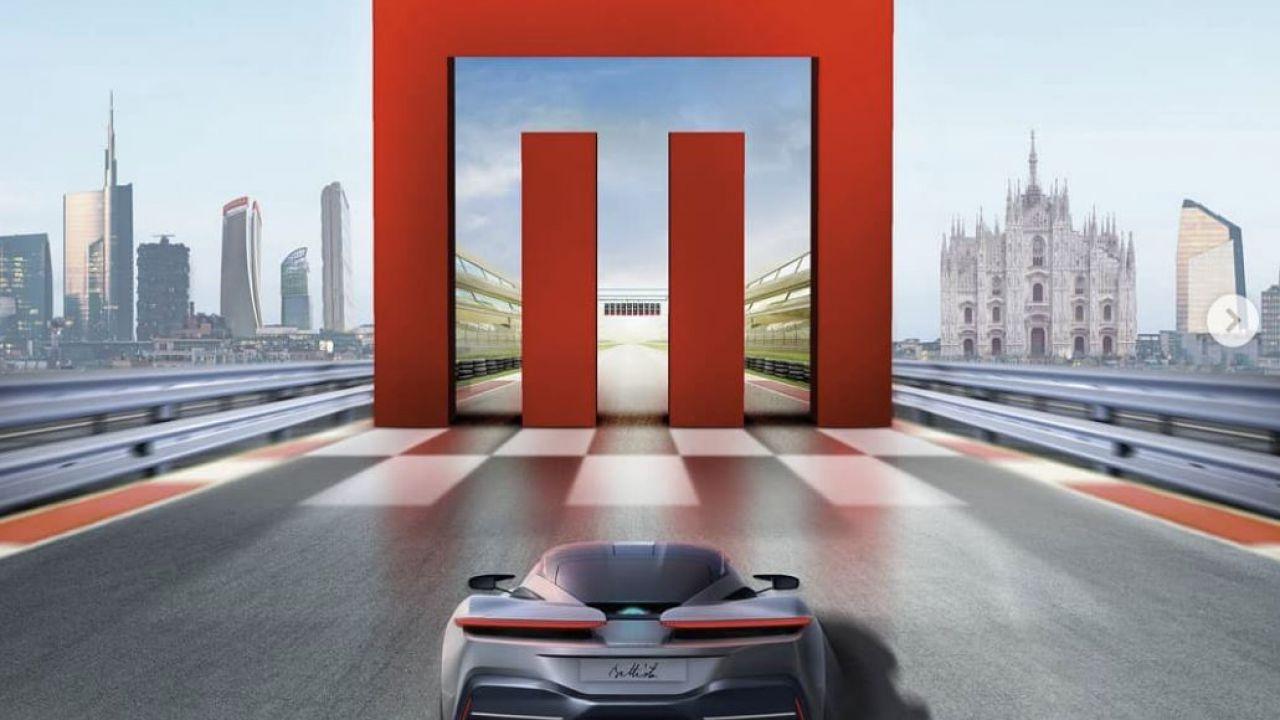 La locandina e il programma del Milano Monza Motor Show