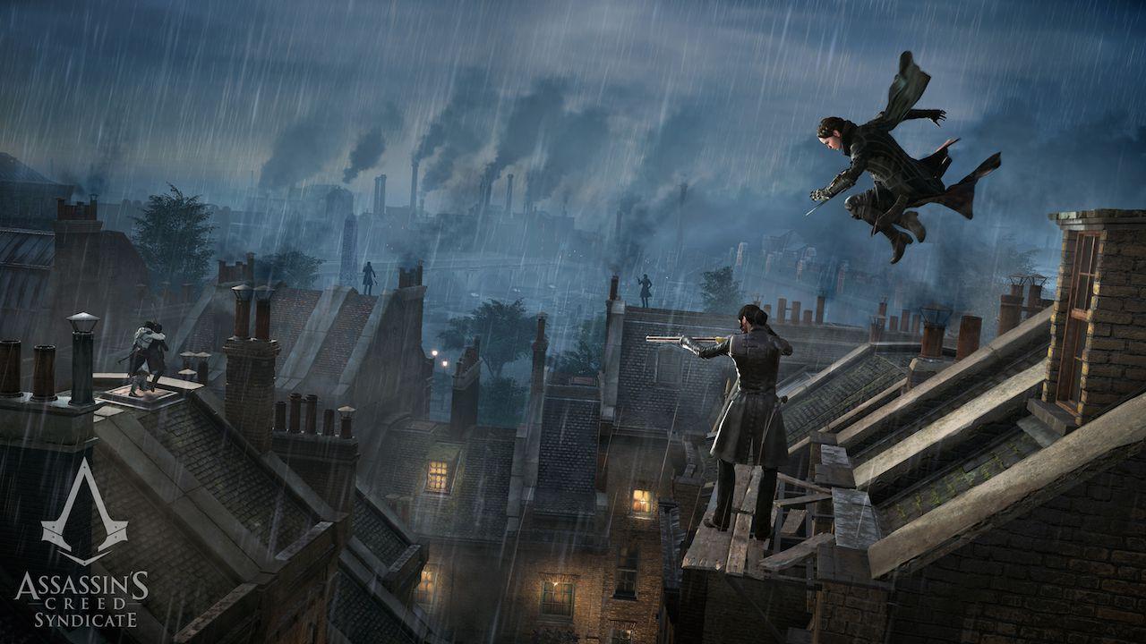 La Londra di Assassin's Creed Syndicate è la più grande città inclusa nel franchise